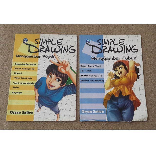 Simple Drawing Volume 1 & 2