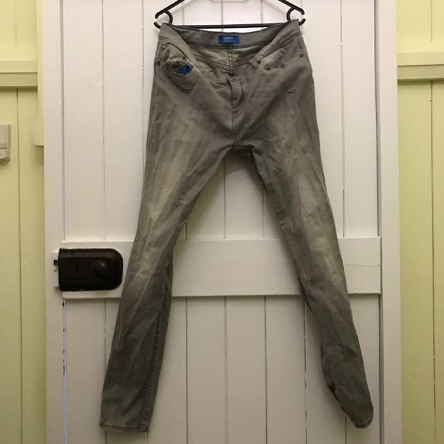 Size 10 Adidas Skinny Jeans