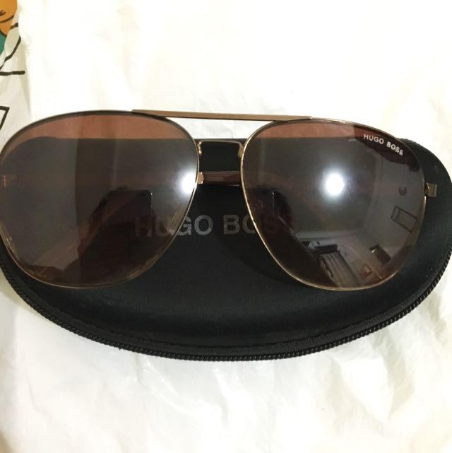 Sunglassess Brown HUGO BOSS ORIGINAL