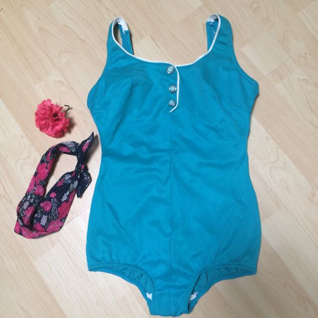 Swimming Suit Vintage