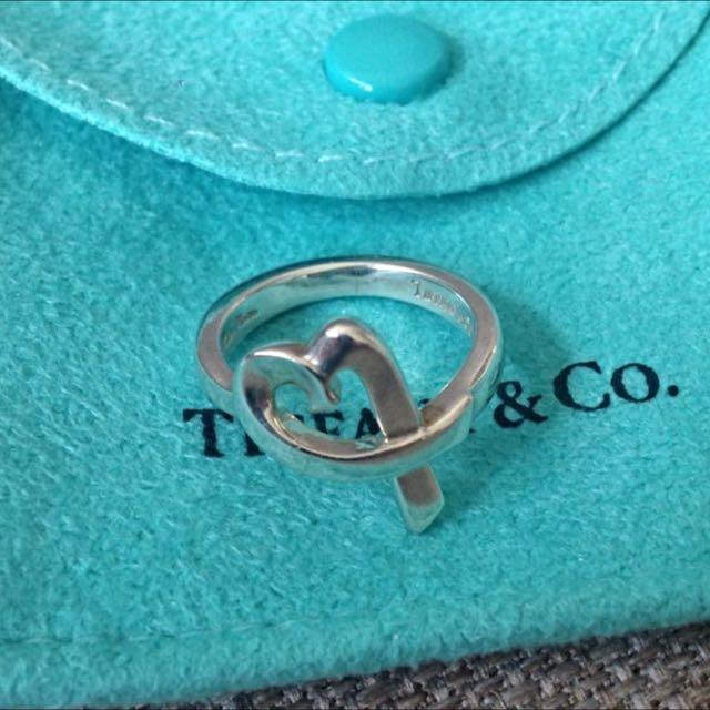 特價-正品二手Tiffany戒指
