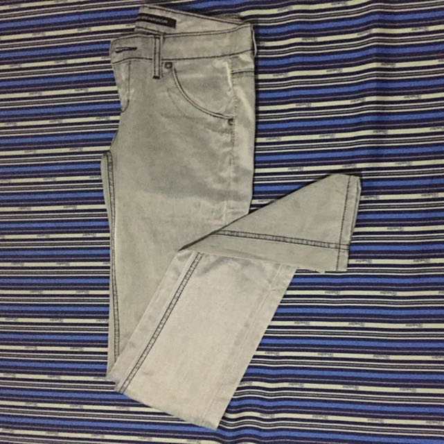 Urban Behavior Gray Pants
