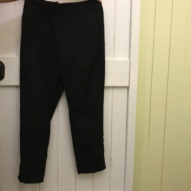 Work Pants Size 8