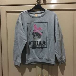 Reprice - Zara Cat Sweater