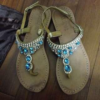 MYSTIQUE超美涼鞋