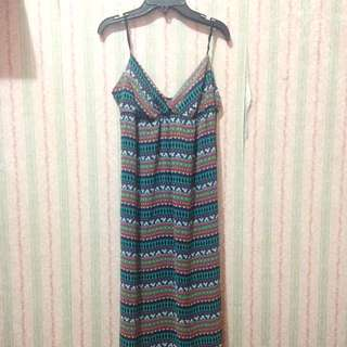 Dress Pantai Beach Long Forever 21
