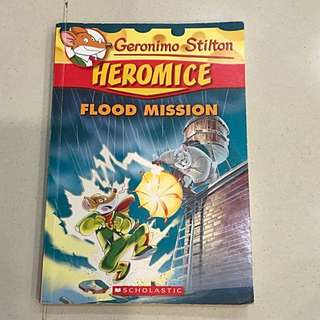 Geronimo Stilton #3 <HEROMICE | Flood Mission>