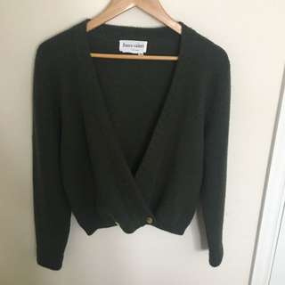 Vintage Green Sweater