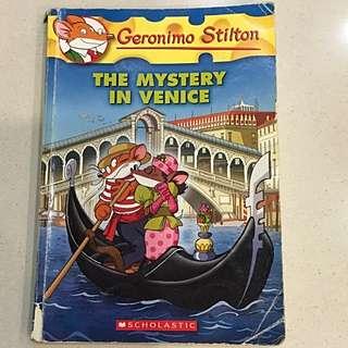 Geronimo Stilton #48 <THE MYSTERY IN VENICE>