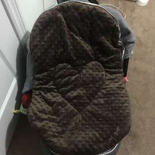 Jolly Jumper Car Seat Cover