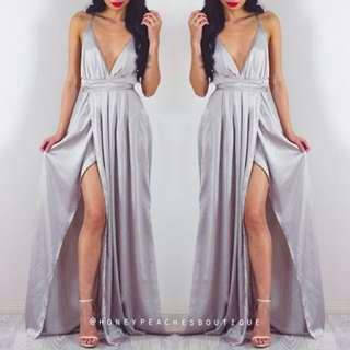 BRAND NEW Honey Peaches Maxi dress