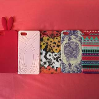 iPhone 5/5/SE cases