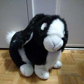 Large Plush Bunny