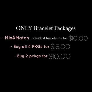LTD Deal PKG Bracelet
