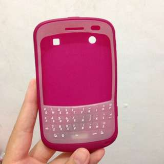 Silicon Case for Blackberry DAKOTA