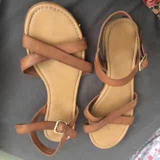 Size 6 Sandler Sandles