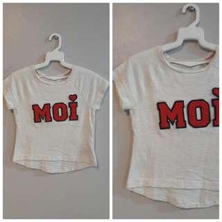 🦄Mothercare 1.5years - 2 years Tshirt