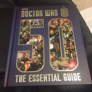 Doctor Who--The Essential Guide