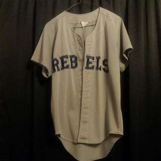 Rebel Baseball Jersey