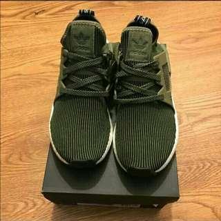 Adidas Nmd Xr1 - Olive Green