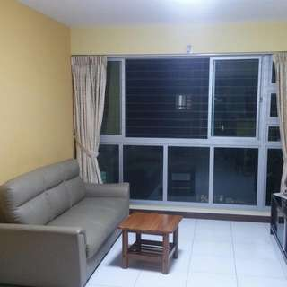 Text Siew @ 91088836 3+1 Blk612A Punggol Dr Aircon Furn Available Immed Asking  $1700