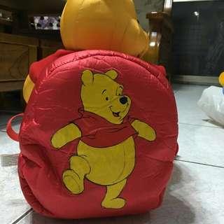 小熊維尼後背包