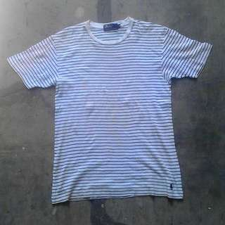 Tee Stripe Polo By Ralph Lauren