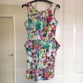 Bebe Sydney dress Size 8