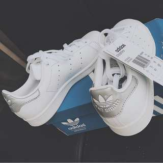 Adidas Stan Smith Silver Limited