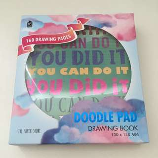 Doodle Pad Drawing Book Notebook