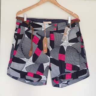 Boomshanker Teeki Shorts - BRAND NEW WITH TAGS
