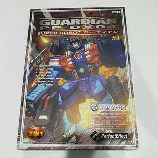 Transformers Perfect Effect Guardian Bib