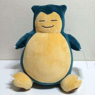 Pokemon Snorlax Plush Toy