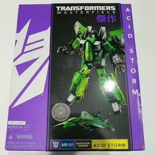 Transformers Masterpiece Acid Storm