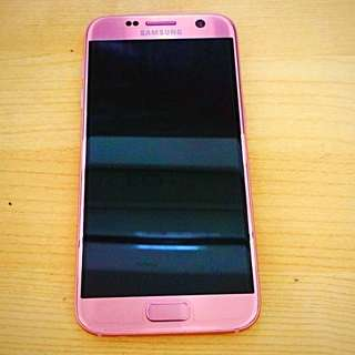 ***WTS Samsung Galaxy S7 RARE Pink Gold (NOT EDGE!) MINT Condition***