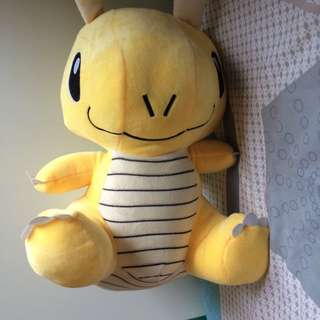 Pokemon Dragonite Plush Toy