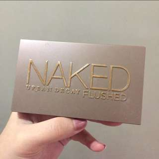 Urban decay naked flushed #native