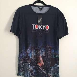 New Tokyo Top Size L BNWT