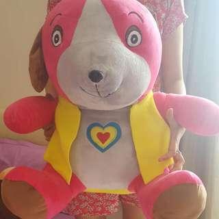 Boneka Super Besar Blm Prnh Dimainin Anaknya G Suka Bekas Kolesi Saja Masih Bener2 Mulus Sprti Baru