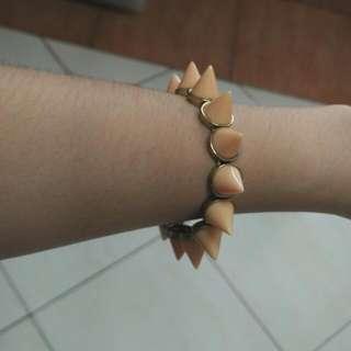X.S.M.L Spike Bracelet