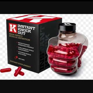 Instant Knockout Pills (2 Bottles)