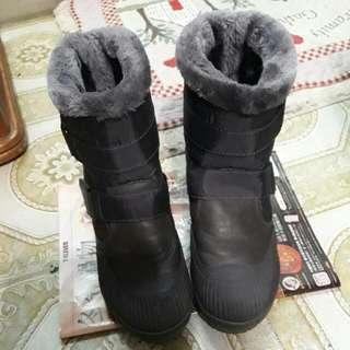 (保留)Ollie 韓國雪靴