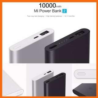 🚚 Xiaomi 10000mAh Powerbank Gen 2