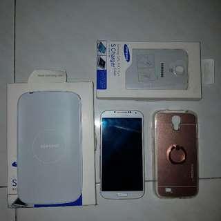 Local Set Samsung S4 White (16gb)