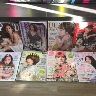 過期美妝雜誌