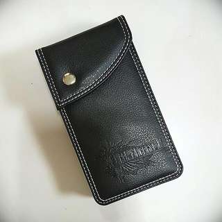 FFXV Limited Edition Day 1 Embrossed Leather Pouch