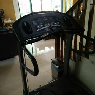 Vision Fitness Motorised Treadmill - T9250