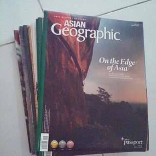 Asian Geography Collection