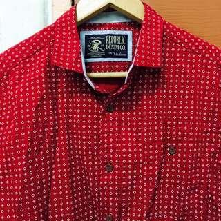 [ALL MUST GO] ❌⭕️❌⭕️ Men's Shirt