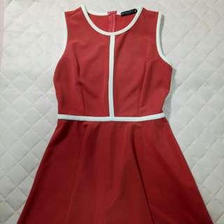 Seventeen's Orange Dress